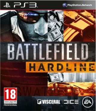Battlefield Hardline PS3 DIGITAL