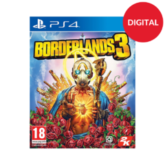 Borderlands 3 (Español) PS4