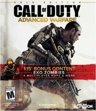 Call of duty Advanced warfare - PS3 - Digital
