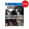 Call of Duty Modern Warfare (Ingles) PS4