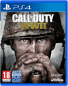 Call of duty wwii ps4 cover