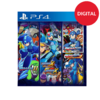 Combo MegaMan 30th Anniversary PS4