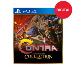 Contra Anniversary Collection PS4 en internet
