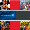 Combo Crash Bandicoot Collection PS3 - Digital