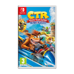 Crash Team Racing Nitro Fueled Nuevo