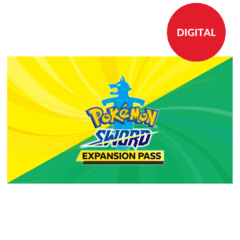 Pokemon Sword Expansion pass