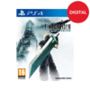 Final Fantasy VII Remake PS4 - comprar online