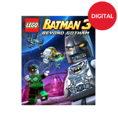 Lego batman 3: beyond ghotam PS3