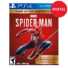 Marvel Spider Man GOTY PS4
