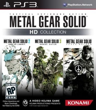 Metal gear solid HD collection ps3 digital