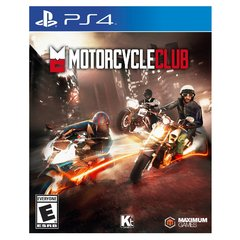Motorcycle Club Ps4 Seminuevo