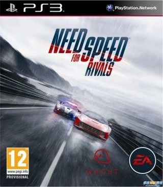 Need for speed RiVALS PS3 Digital