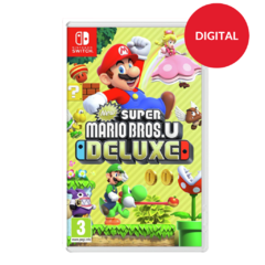 New Super Mario Bros U. Deluxe