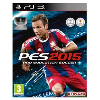 Pro evolution soccer 2015 - PS3 - Digital