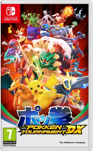 POKKÉN TOURNAMENT DX - NINTENDO SWITCH PREVENTA