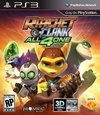 Ratchet & Clank All 4 One PS3