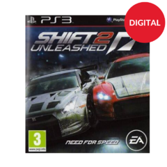 Need for Speed Shift 2 Unleashed (Ingles)