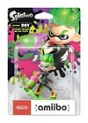 AMIIBO SPLATOON INKLING BOY