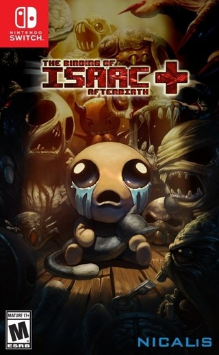 THE BINDING OF ISAAC: AFTERBIRTH SWITCH