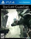 The last guardian ps4 cover
