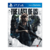 The Last Of Us II Fisico