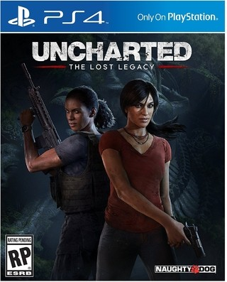 Uncharted the lost legacy PS4 NUEVO