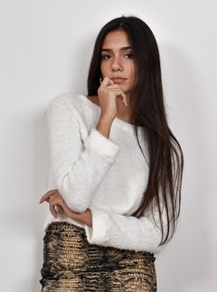 Sweater Burmi Natural - comprar online