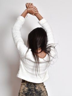 Sweater Burmi Natural