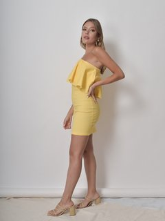Vestido May Amarillo