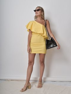 Vestido May Amarillo - Bercia
