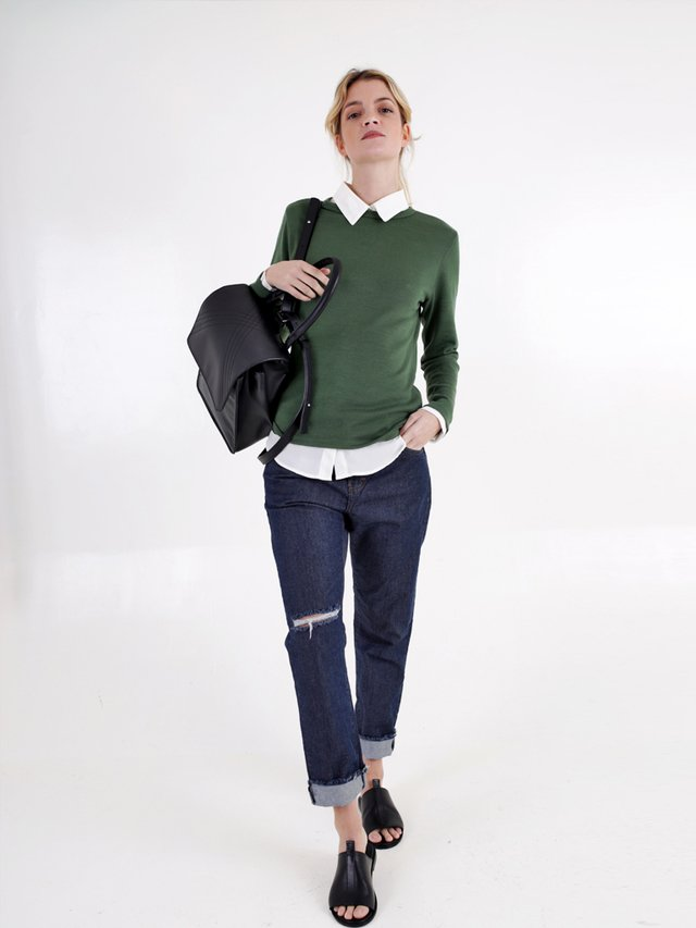 Sweater Misty Verde