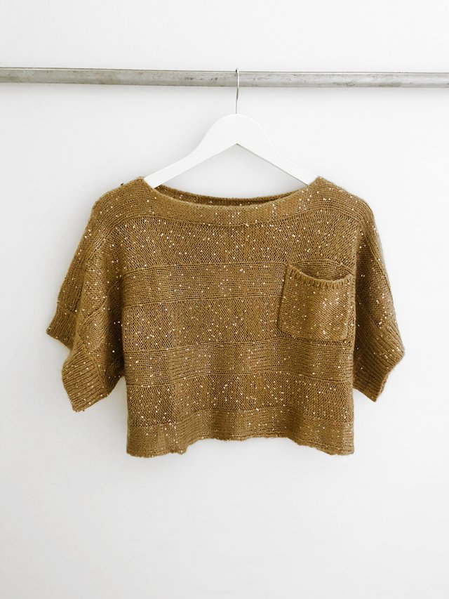 Sweater Morgan Gold - Bercia