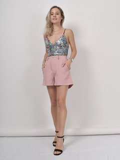Top Sky Sequins - Bercia