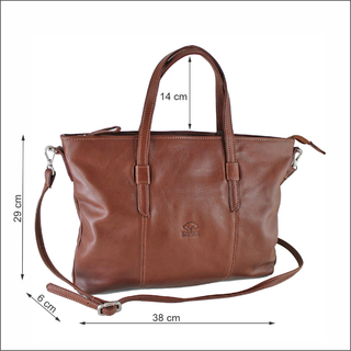 Shopping bag cuero DYMS - A 990