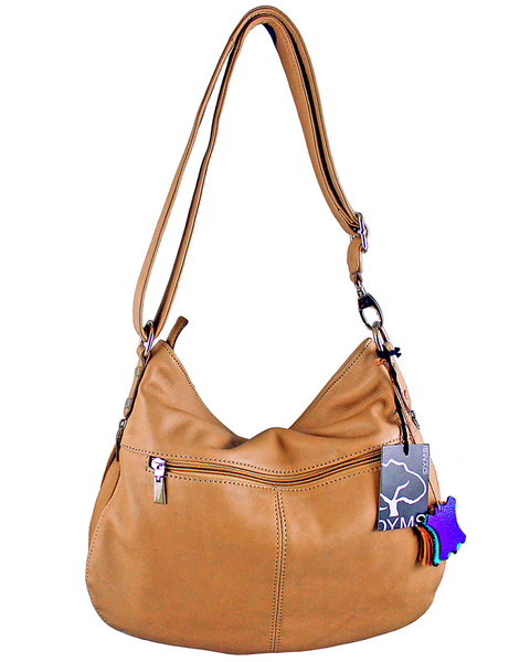 Image of Cartera DYMS cuero Fuelle expansible - A 4335