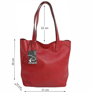 Cartera DYMS  Shopping Bag Cuero - A 4447