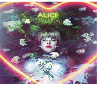 CD Alice Caymmi - Alice (Universal)