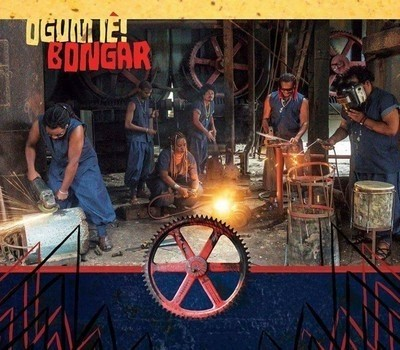 CD Bongar - Ogum iê! (Independente)