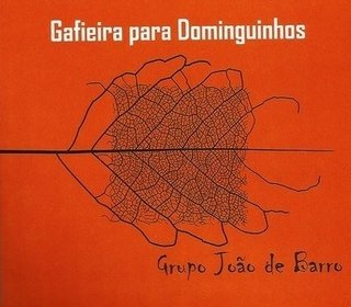 CD Grupo João de Barro - Gafieira para Dominguinhos (Independente)