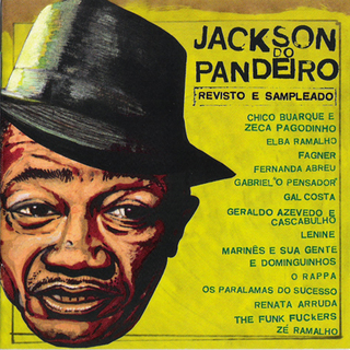 CD Jackson do Pandeiro - Revisto e sampleado (Sony)