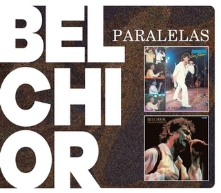 Box (02 CDs) Belchior - Paralelas (Warner)