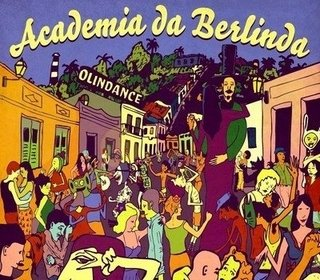 CD Academia da Berlinda - Olindance (Independente)
