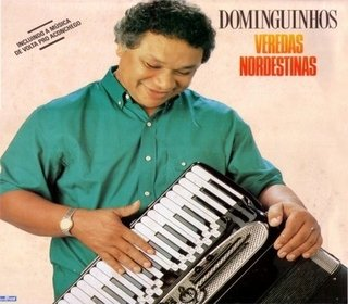 CD Dominguinhos - Veredas nordestinas (WEA)