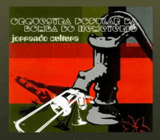 CD Orquestra Popular da Bomba do Hemetério -  Jorrando cultura (Independente)