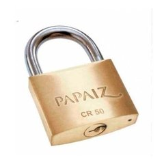 Candado De Bronce Cr 30mm Papaiz