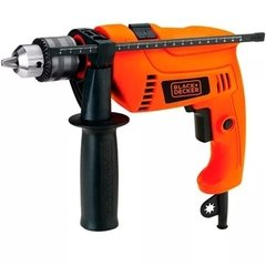 Taladro Percutor Black & Decker Hd555-ar 550w Vel Var Rev