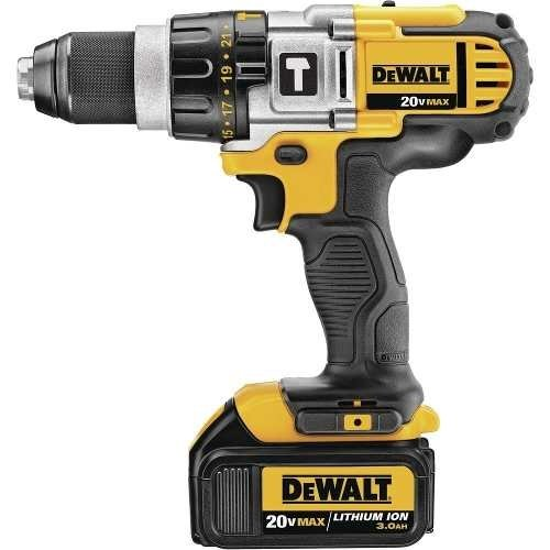 Taladro Atornillador Percutor Dewalt Dcd985l2-ar 20v Litio on internet