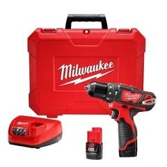 Atornillador Percutor 12v Litio Bat 2ah Milwaukee 2408-259a en internet
