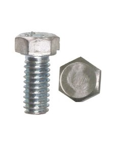 Bulon Cabeza Hexagonal Diam 8 X 20mm Ac Inoxidable 50 U