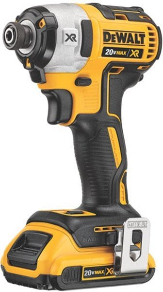 Combo Atornillador + Llave de Impacto - Brushless 20v Xr Litio - DeWALT on internet
